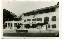 CPA DAHOMEY (Bénin) Porto-Novo Palais Du Gouvernement - Dahomey