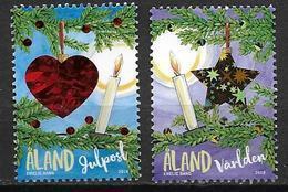 Aland 2018 Série Neuve Noël - Aland