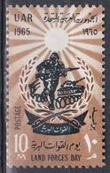 Ägypten Egypt 1965 Militär Military Armee Army Landstreitkräfte Land Forces Soldaten Soldiers, Mi. 806 ** - Ägypten