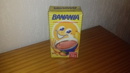"""Boite En Carton """" Banania """"  250 Grammes De 1987 - Boîtes"""