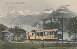 Brunnen - Morschach - Bahn (Raum Fur Mitterlungen - Switzerland