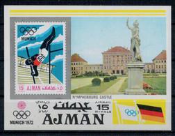 1971  OLYMPIC  GAMES   MUNICH  GERMANY    MNH** - Ajman