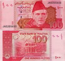 PAKISTAN        100 Rupees        P-48i       2014       UNC  [sign. Ashraf M. Wathra] - Pakistan