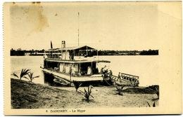 CPA DAHOMEY (Bénin) Bateau Le Niger - Dahomey