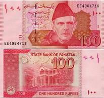 PAKISTAN        100 Rupees        P-48e       2010       UNC  [sign. Shahid Kardar] - Pakistan