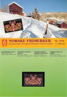 Norway Norge 1996 Christmas Mi 1228-1229, In Folder MNH(**) - Norvège