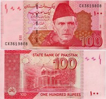 PAKISTAN        100 Rupees        P-48c       2008       UNC  [sign. Shamshad Akhtar] - Pakistan