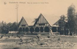 CPA - Afrique - RDC - Congo Belge - Elisabethville - Mess Des Employés De L'Union Minière - Congo Belge - Autres