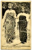 CPA DAHOMEY (Bénin) Femmes Indigènes - Dahomey