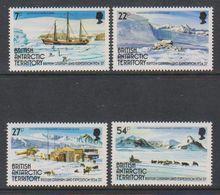 British Antarctic Territory 1985 British Grahamland Expedition 4v   * Mnh (41654) - Brits Antarctisch Territorium  (BAT)