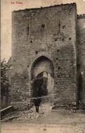 LAUTREC  LA PORTE DE LA CAUSSADE - Lautrec