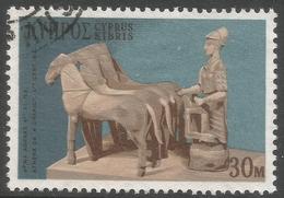 Cyprus. 1971 Definitives. 30m Used. SG 364 - Cyprus (Republic)