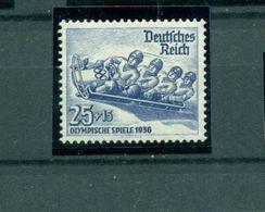 Deutsches Reich, Olympische Spiele, Nr. 602 Postfrisch ** - Deutschland
