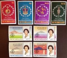 Seychelles 1977 Silver Jubilee MNH - Seychelles (1976-...)