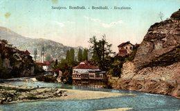 SARAJEVO   BOSNIA Y HERZEGOVINA BOSNIEN UND  HERZEGOWINA - Bosnien-Herzegowina