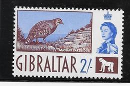 Gibraltar N°155 - Oiseaux - Neuf ** Sans Charnière - TB - Gibraltar