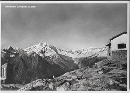 CAPANNA LONGONI - VAL MALENCO - EDIZ. DONADELLI - NUOVA - Alpinisme