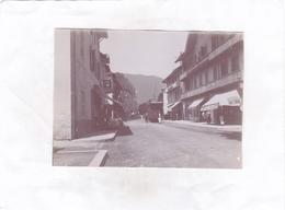 Photo : 11 Cm. X 8 Cm.  Non Nommée  ( Hte-Savoie ) - Non Classés
