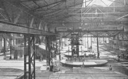Polissage Et Doucissage Manufacture Des Glaces De St Gobain   1926 - Unclassified
