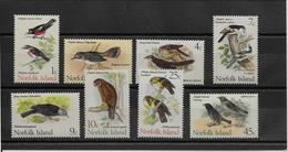 Norfolk Island N°105/112 - Oiseaux - Neuf ** Sans Charnière - TB - Timbres