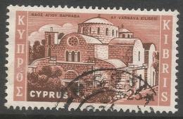 Cyprus. 1962 Definitives. 25m Used. SG 215 - Cyprus (Republic)