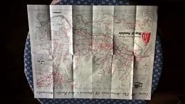 Etats Unis Honolulu Hawai Plan Enjoy All The Attractions Of America's Mid-pacific Metropolis Map  Of Honolulu 1962 - Autres