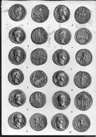 THE BRITISH MUSEUM - THE TWELVE CAESARES - VIAGGIATA 1974 - Monete (rappresentazioni)