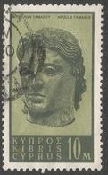 Cyprus. 1962 Definitives. 10m Used. SG 213 - Cyprus (Republic)
