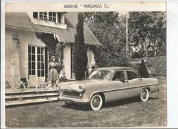 """Automobile ARIANE """"MIRAMAS SL"""" - Voitures De Tourisme"""