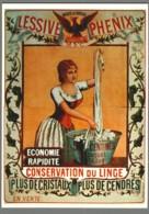 CPM - Nos Publicités - Lessive Phenix - N° J4 - Reclame