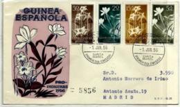 Guinea Española Nº 358/61 En Sobre - Guinea Española