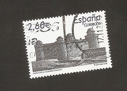 España 2008 Used Castillo - 1931-Today: 2nd Rep - ... Juan Carlos I