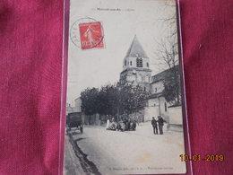CPA - Mareuil-sur-Ay - L'Eglise - Mareuil-sur-Ay