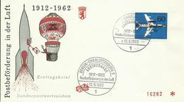 BERLIN , CARTA TEMA ESPACIO - Cartas