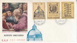 Vaticano - Celebrazioni Bramantesche 1972 FDC - FDC