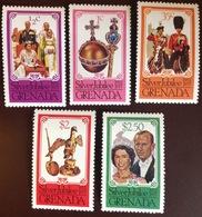 Grenada 1977 Silver Jubilee MNH - Grenade (1974-...)