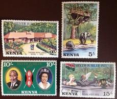Kenya 1977 Silver Jubilee MNH - Kenya (1963-...)