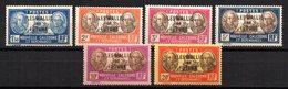 Sellos Sueltos Nº 60/5  Wallis Et Futuna - Wallis Y Futuna