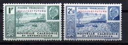 Serie  Nº 90/1  Wallis Et Futuna - Wallis Y Futuna