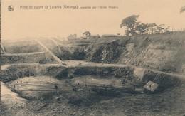 CPA - Afrique - RDC - Congo Belge - Mine De Cuivre De Luishia - Exploité Par L'Union Minière - Congo Belge - Autres