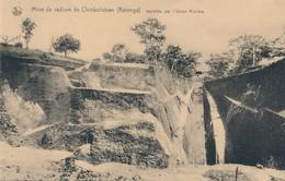 CPA - Afrique - RDC - Congo Belge - Mine De Radium De Chinkolobwe - Exploité Par L'Union Minière - Congo Belge - Autres