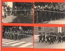 Bersaglieri Adunata Nazionale Torino Maggio 1961  4 Foto - Luoghi