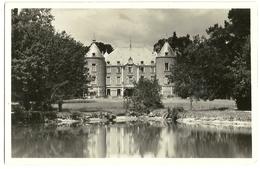 SOLLIES-PONT Le Château Photo-Miroir Envoi 1956 - Sollies Pont