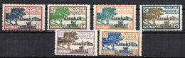 Sellos  Nº 43/8   Wallis Et Futuna - Wallis Y Futuna