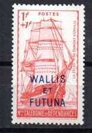 Sello  Nº 87   Wallis Et Futuna - Wallis Y Futuna
