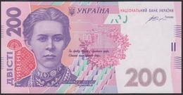 Ukraina 200 Hryven 2014 P123e UNC - Ukraine