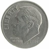2004 - United States 1 Dime - P - KM# 195a - VF - Emissioni Federali