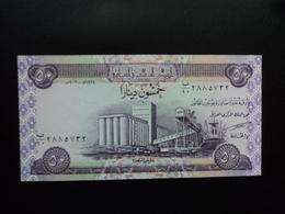 IRAQ : 50 DINARS  2003 - 1424   P 90   NEUF - Iraq