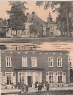 Jodoigne  , Souveraine ; Lot 2 Cartes ;  Le  Chateau , - Jodoigne