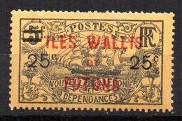 Sello    Nº 31   Wallis Et Futuna - Wallis Y Futuna